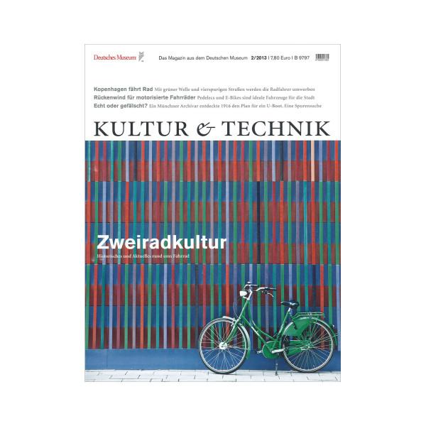 Kultur & Technik 02-2013 Zweiradkultur