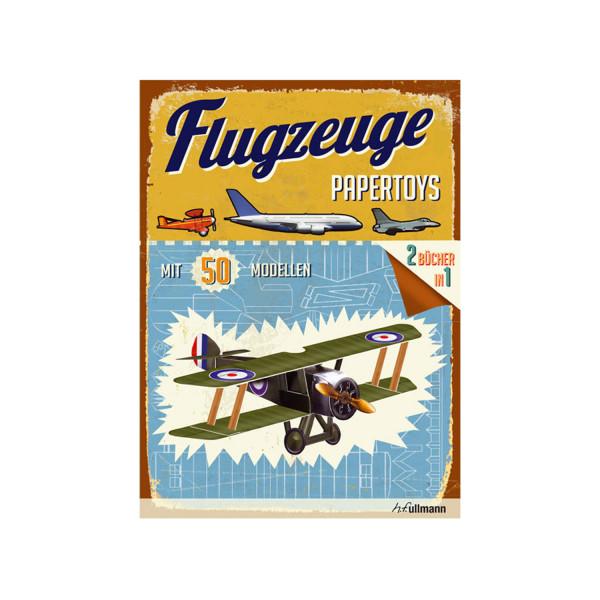 Paper Toys - Flugzeuge