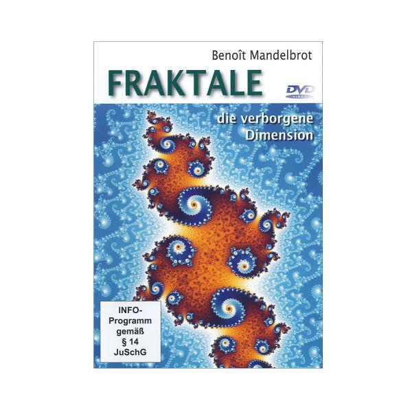 DVD Fraktale. Die verborgene Dimension.