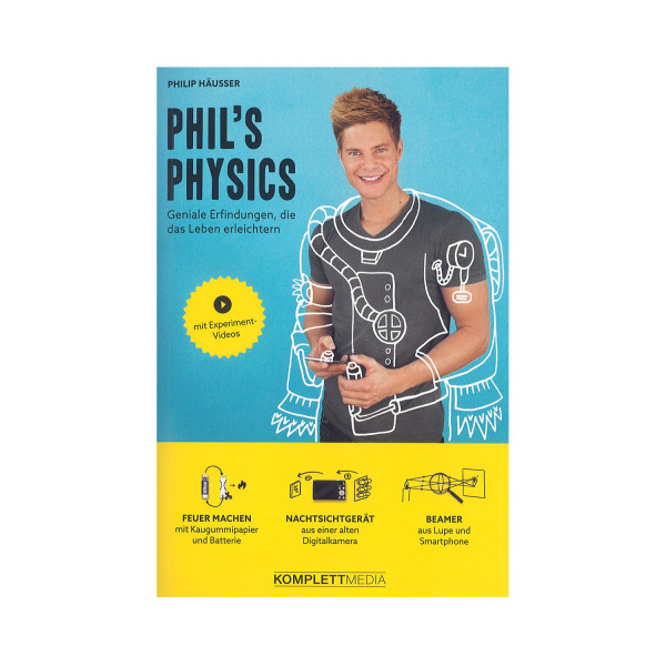 Phil`s Physics - Geniale Erfindungen, die das Leben erleichten