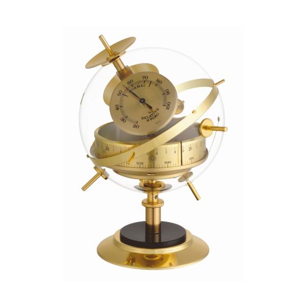 Sputnik Wetterstation Messing