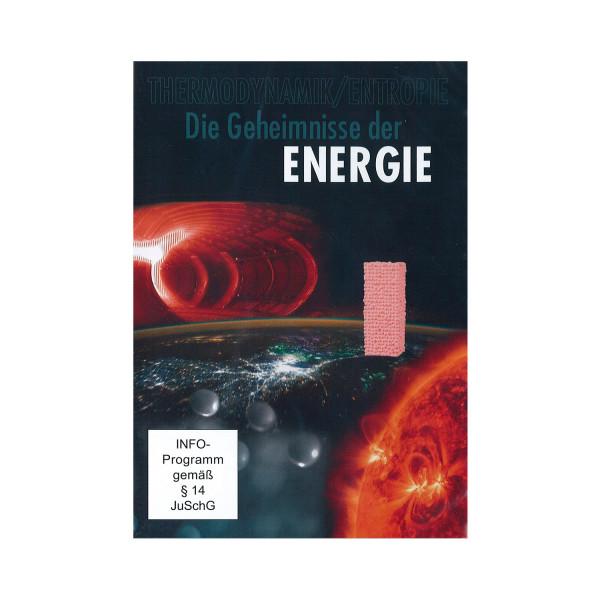DVD Die Geheimnisse der Energie