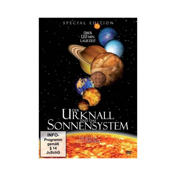 DVD Der Urknall und das Sonnensystem