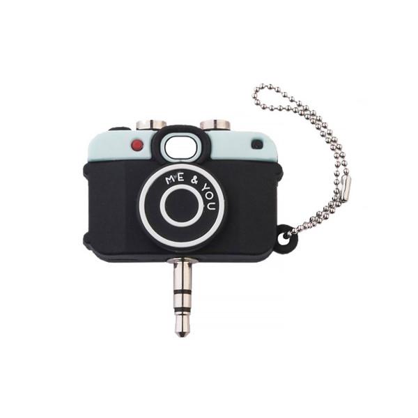 Me + You Audio Splitter Camera