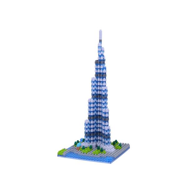 Nanoblock - Burj Khalifa 550 pcs