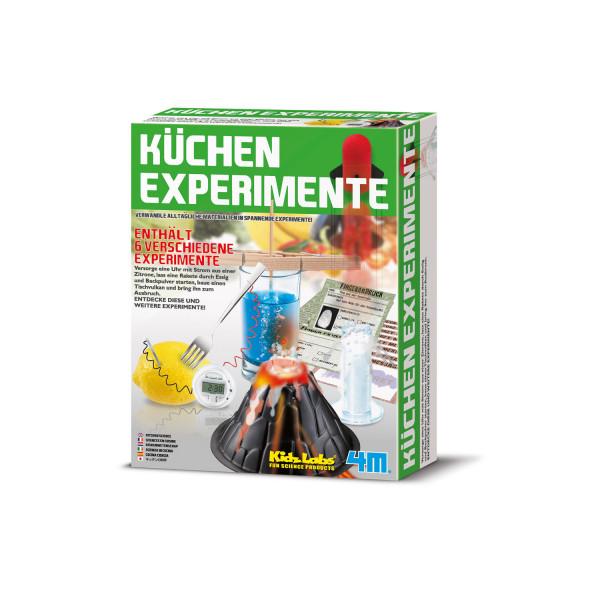 Küchen Experimente
