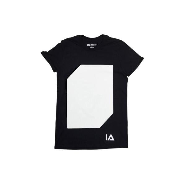 Interactive Glow Shirt + Keyring Black, 7-8 Years