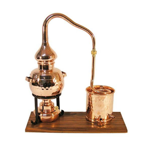 Destille Alembik Miniaturanlage
