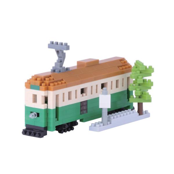 Nanoblock - Melbourne Tram 290 pcs Level 3