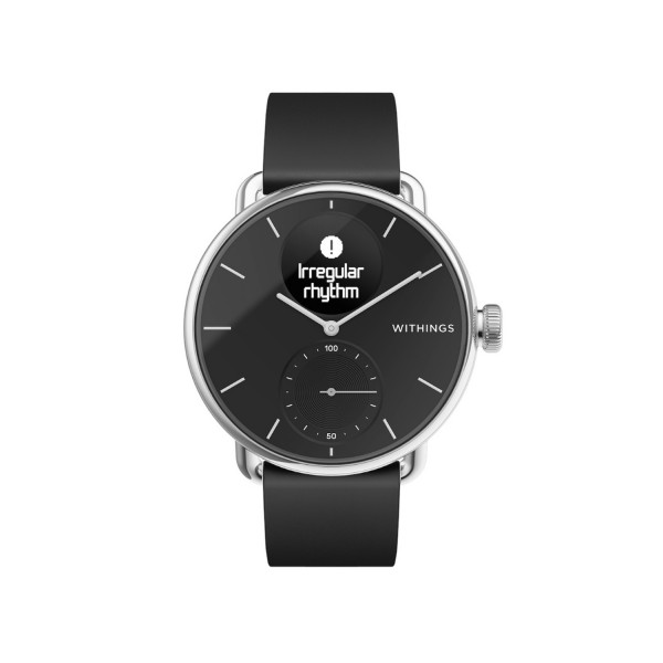 Withings ScanWatch 38 mm black