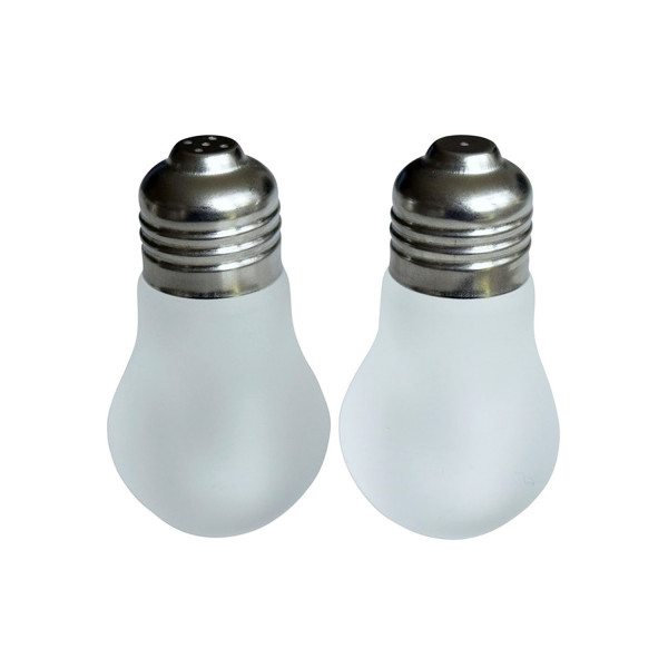 Salt & Pepper Light Bulb