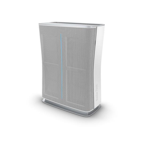 Luftreiniger Roger - Weiß/Silber bis 35 qm