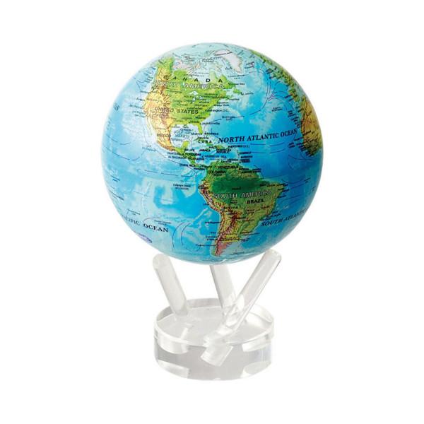 Mova Globe - Geographisch