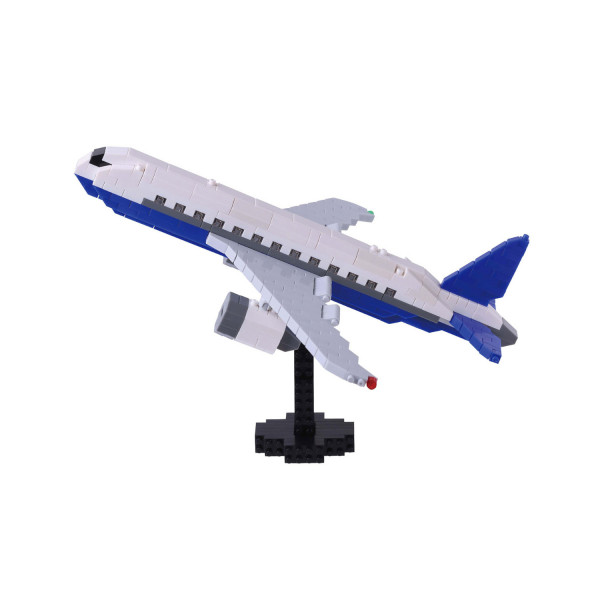 Nanoblock - Airliner 500 pcs Level 3