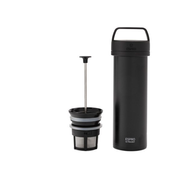 ESPRO Ultralight Coffee Press 475ml black