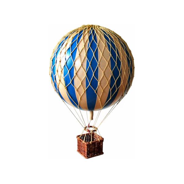 Modellballon blau