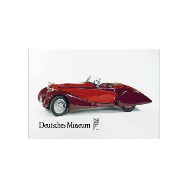 Deutsches Museum Magnetbild - Alfa Romeo 06 C Gran Sport