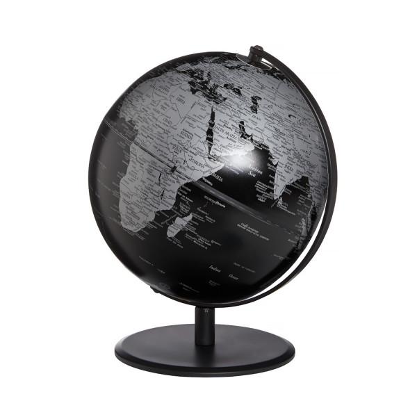 Globus PLUTO matt black