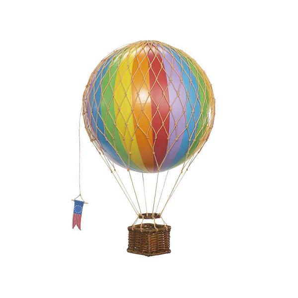 Modellballon Regenbogenfarben