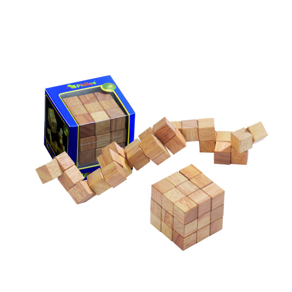 Puzzle Cobra Würfel