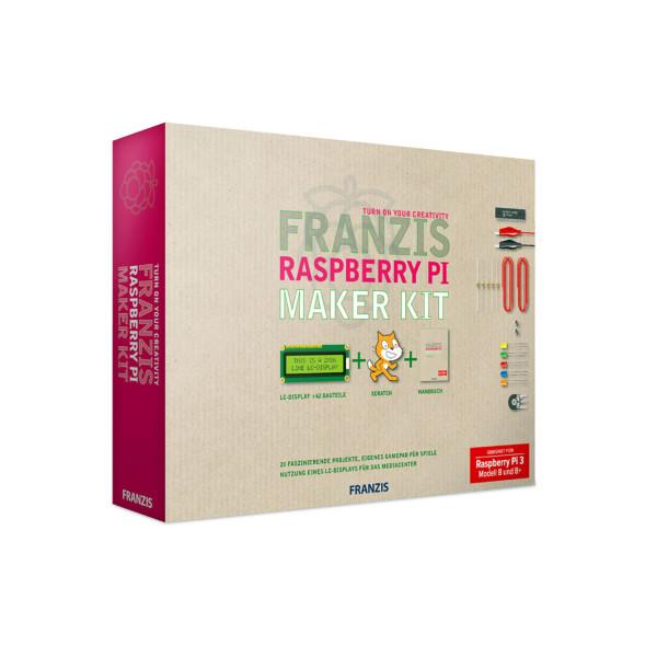 Lernpaket Raspberry Pi - Deutsch/Englisch