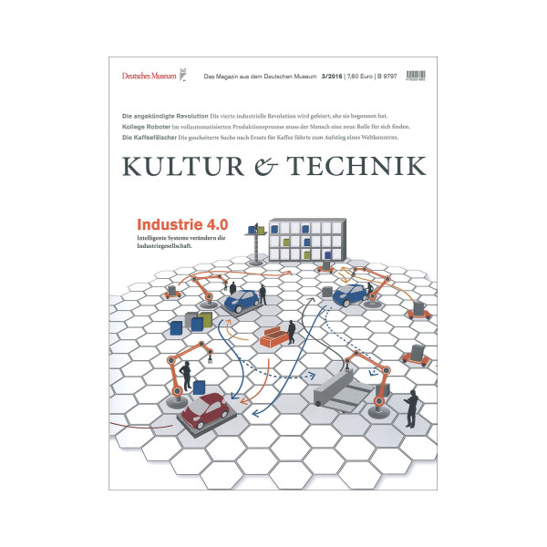 Kultur & Technik 03-2016 Industrie 4.0