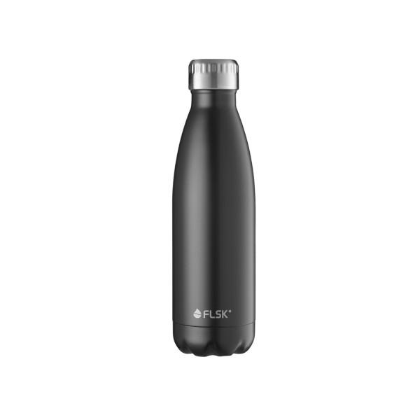 FLSK Isolierflasche black 500 ml