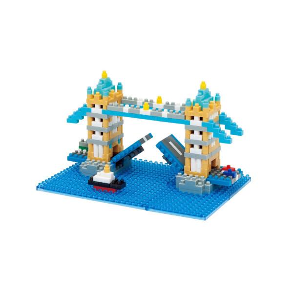 Nanoblock - Tower Bridge 580 pcs Level 3
