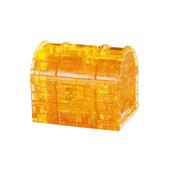 Puzzle 3D Crystal Schatztruhe