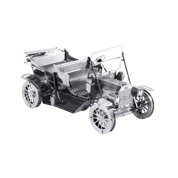 Metal Earth Silver Edition - 1908 Ford Model T