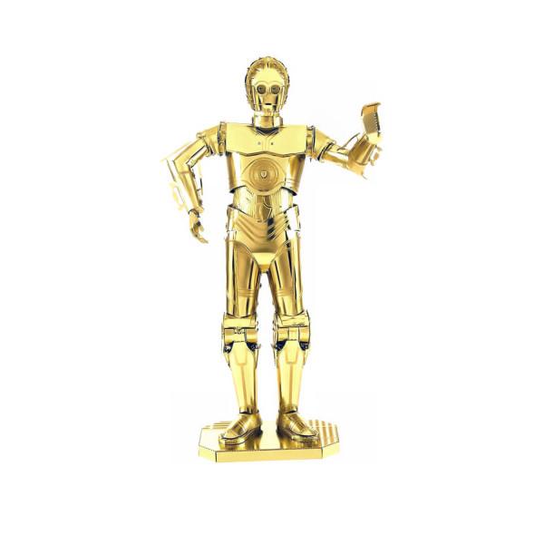 Metal Earth - C-3PO (Golden Model)