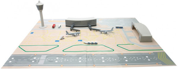 Mini Airport Playset