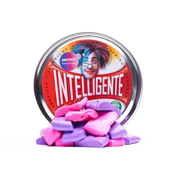 Intelligente Knete - Ändert die Farbe (Amethyst)