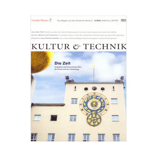 Kultur & Technik 04-2020 Die Zeit