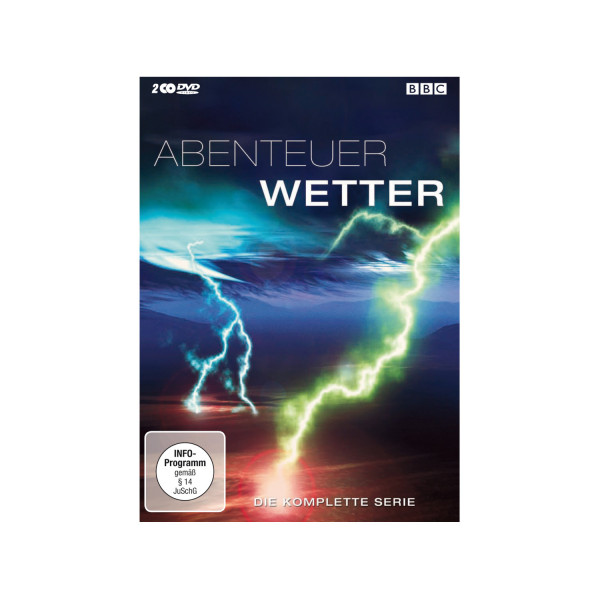 DVD Abenteuer Wetter