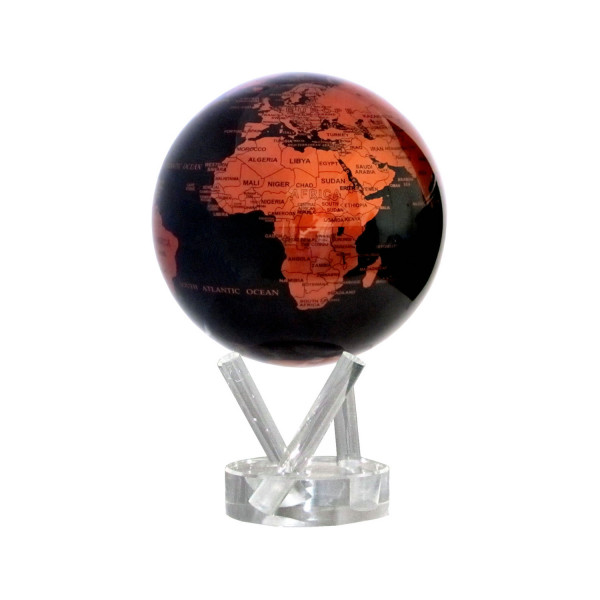 Mova Globe 4,5 (12cm) - Copper/Black