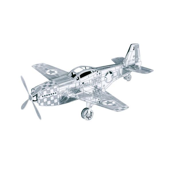 Metal Earth - Boeing P-51 Mustang