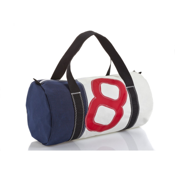 Sailbags Onshore-Dacron Hit Blue Navy, No 8 Red