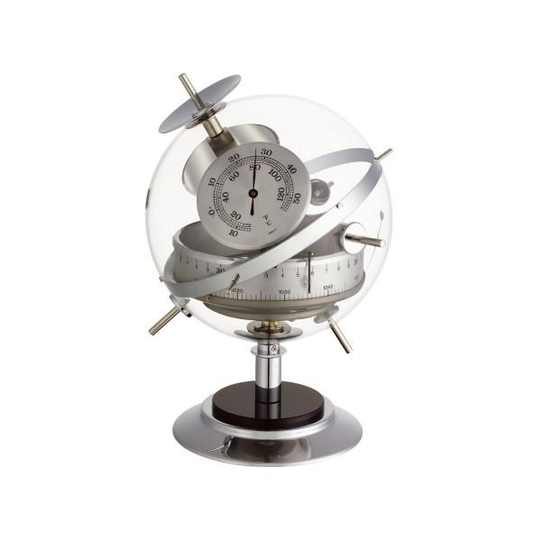Sputnik Wetterstation silber