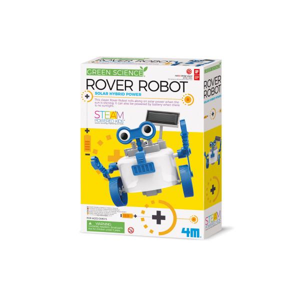 Rover Roboter Solar Hybrid