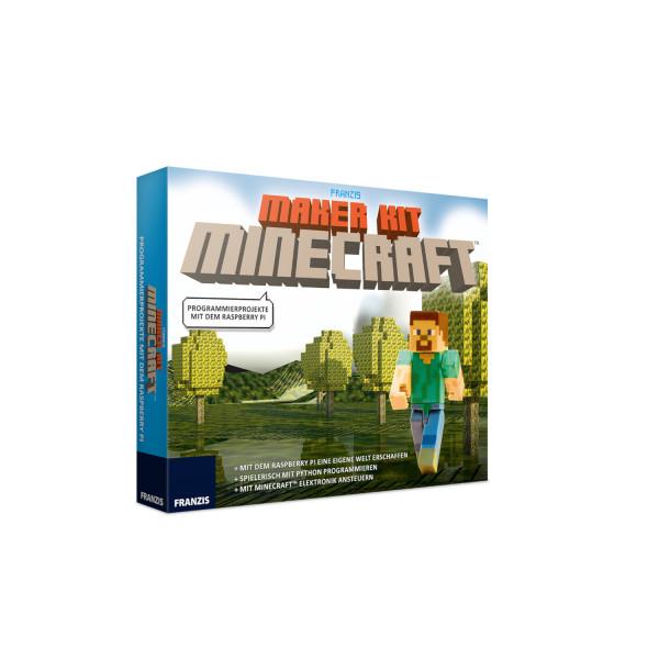 Maker Kit Minecraft - Programmmierobjekte mit dem Raspberry Pi
