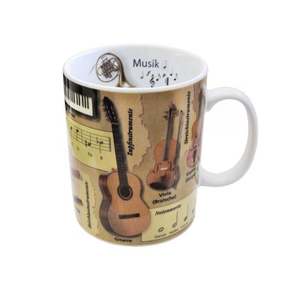 Wissensbecher Musik