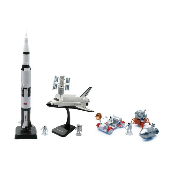 Space Adventure Model Set