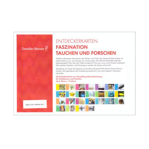 Faszination tauchen und forschen. Museumspreis vor Ort: 6,95 €