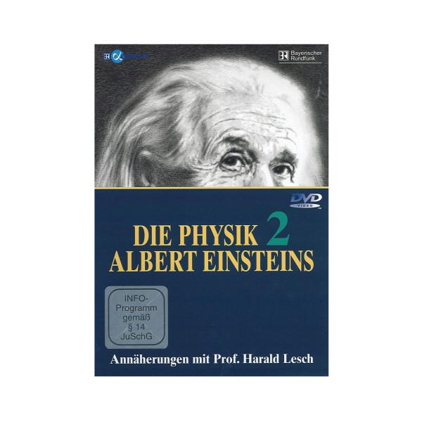 DVD Die Physik Albert Einsteins (Teil 2)