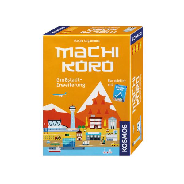 Machi Koro - Großstadt-Erweiterung
