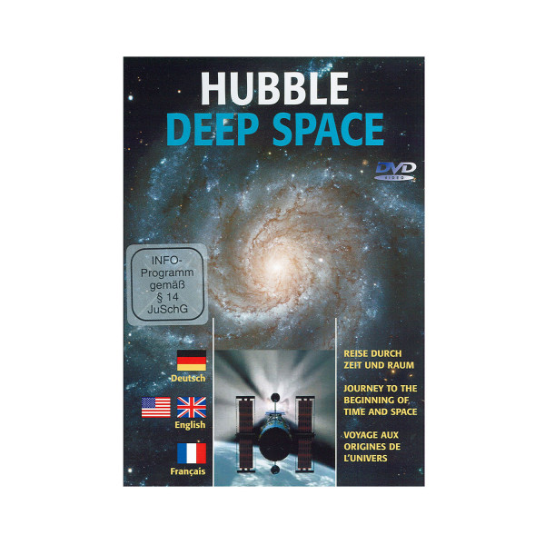 DVD Hubble Deep Space