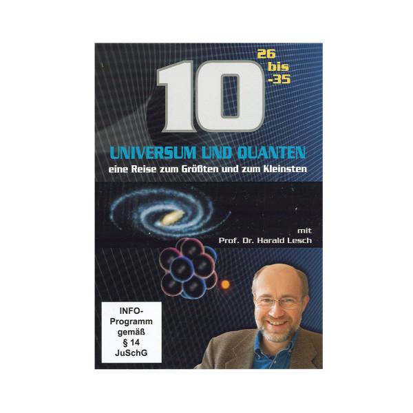 DVD Universum und Quanten
