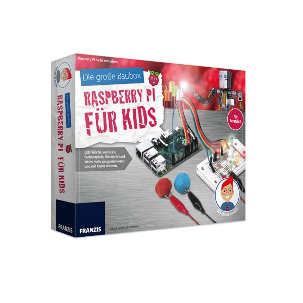 Die große Baubox Raspberry Pi für Kids