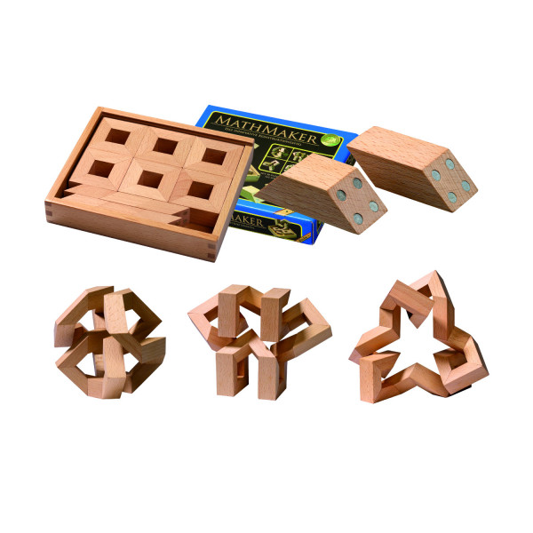 MathMaker - Das innovative Konstruktionsspiel